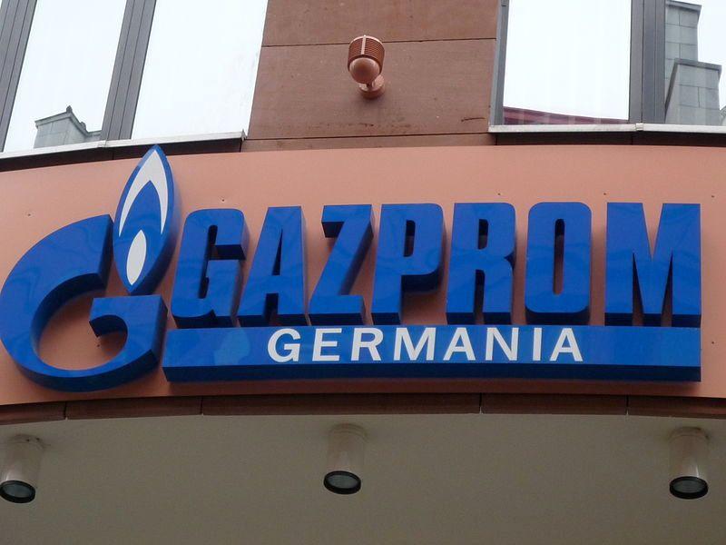 Filiale de la compagnie russe Gazprom en Allemagne