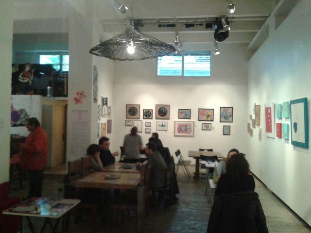 La Cantine de la Galerie L'Aiguillage - Frigos de Paris