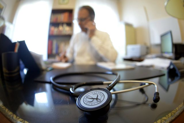Les agressions contre les médecins ont encore augmenté l'an passé