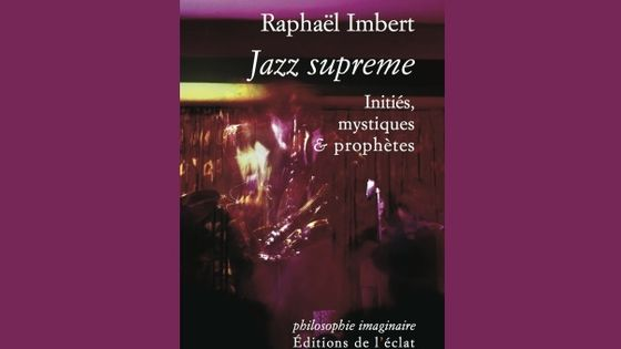 Photo - Couverture livre Raphaël Imbert