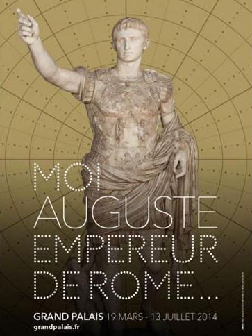 Affiche expo Auguste