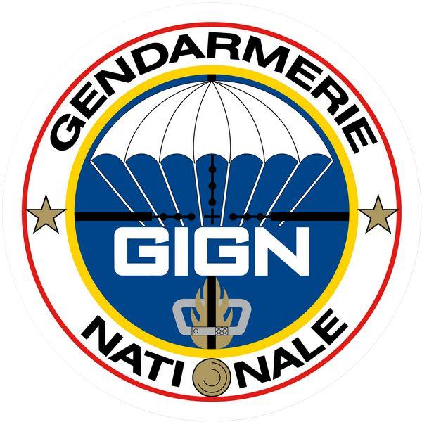 Logo du GIGN