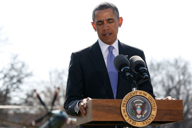 Nouvelles sanctions d'Obama contre des dirigeants russes