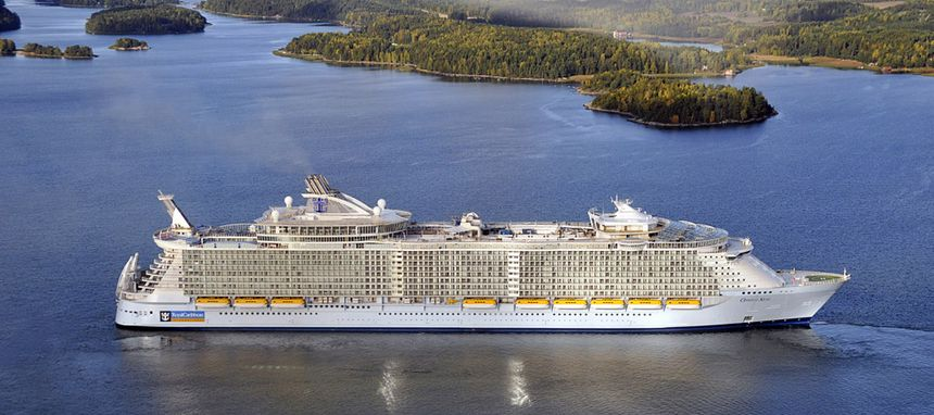Ll'Oasis of the Seas