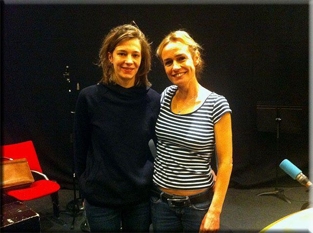 Le RDV : Céline SALLETTE et Sandrine BONNAIRE