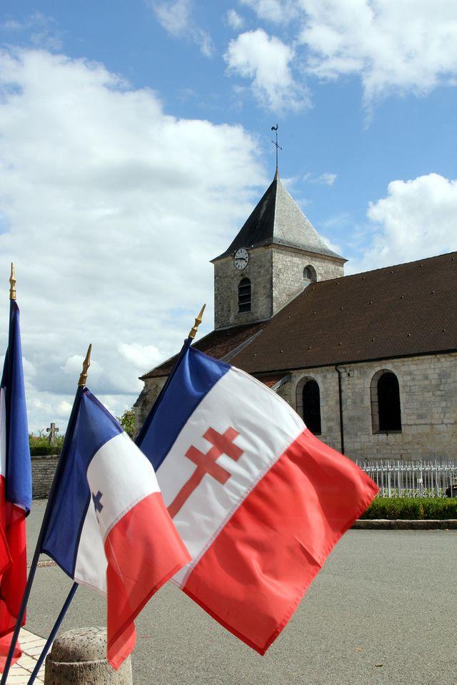Colombey-les-Deux-Églises, l'église