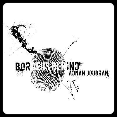 Adnan Joubran-Borders behind