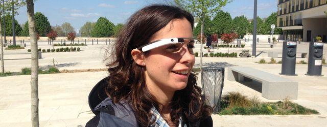 Hélène Chevallier - Google Glass