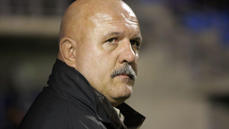 Laurent Rodriguez, manager du Biarritz olympique jusqu'à la fin de la saison seulement.