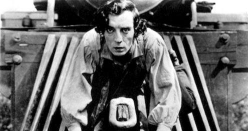 """La mécanique de la """"Général"""" de Buster Keaton"""