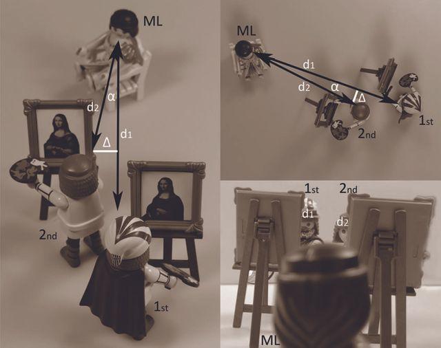 Joconde de Léonard de Vinci et la Joconde du Prado