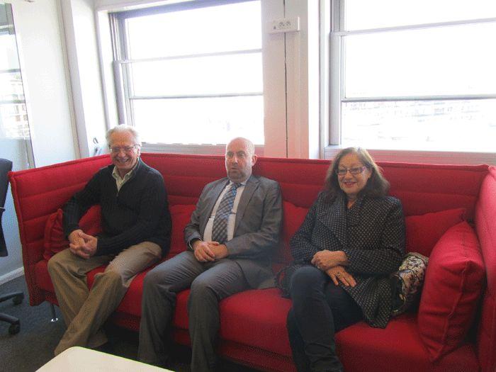 Bernard Friot, Eric Verhaeghe et Danièle Linhart