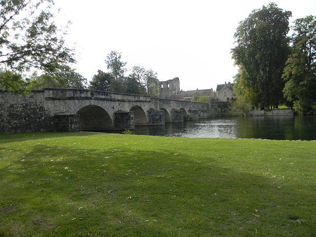 Le Pont de Grez-sur Loing