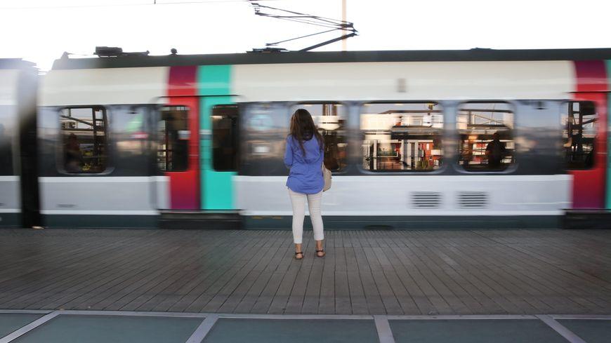 Bousculade mortelle sur le quai du RER B (Photo d'illustration)