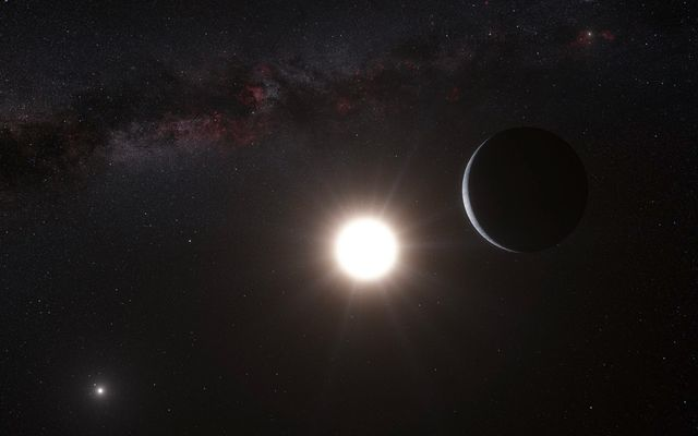 Une exoplanète habitable découverte