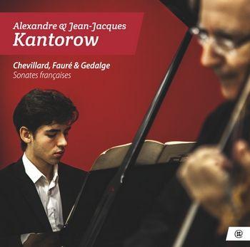 Musique française par Alexandre & Jean-Jacques Kantorow
