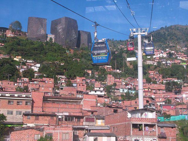Metrocable de Medellin
