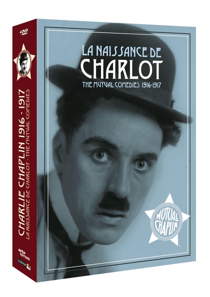 Chaplin : Coffret 1916-1917