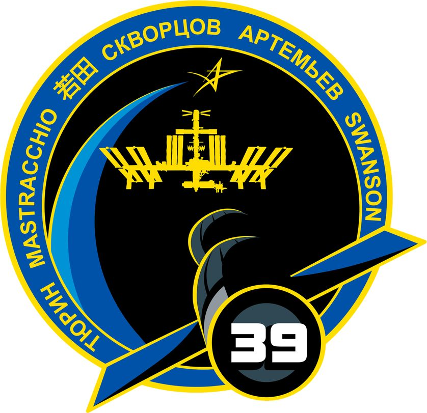 ISS EXPEDITION 39