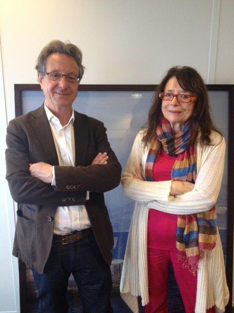 Janine Mossuz-Lavau et Jean-François Bayart