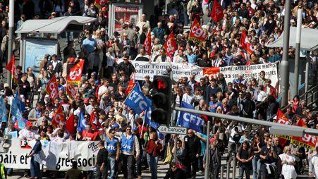 Pour ce 1er mai, des rassemblements sont prévus à Grenoble, Roussillon et Bourgoin-Jallieu à 10h.