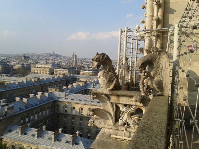 Les Chimères de Notre Dame