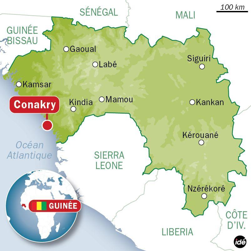 La Guinée touchée par le virus Ebola