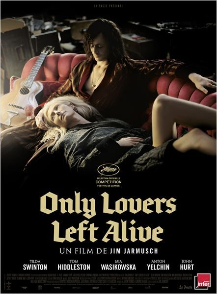 Yasmine Hamdan-Only lovers left Alive