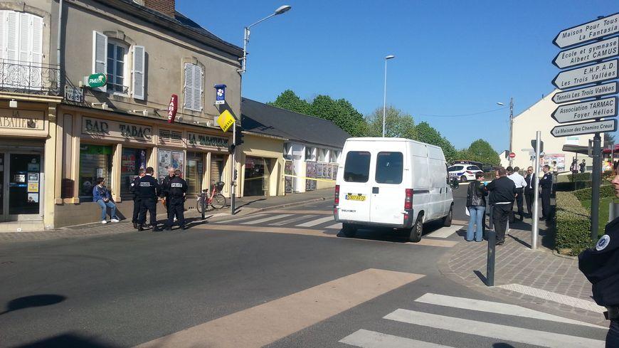 fusillade de Coulaines : un homme grièvement blessé par balle