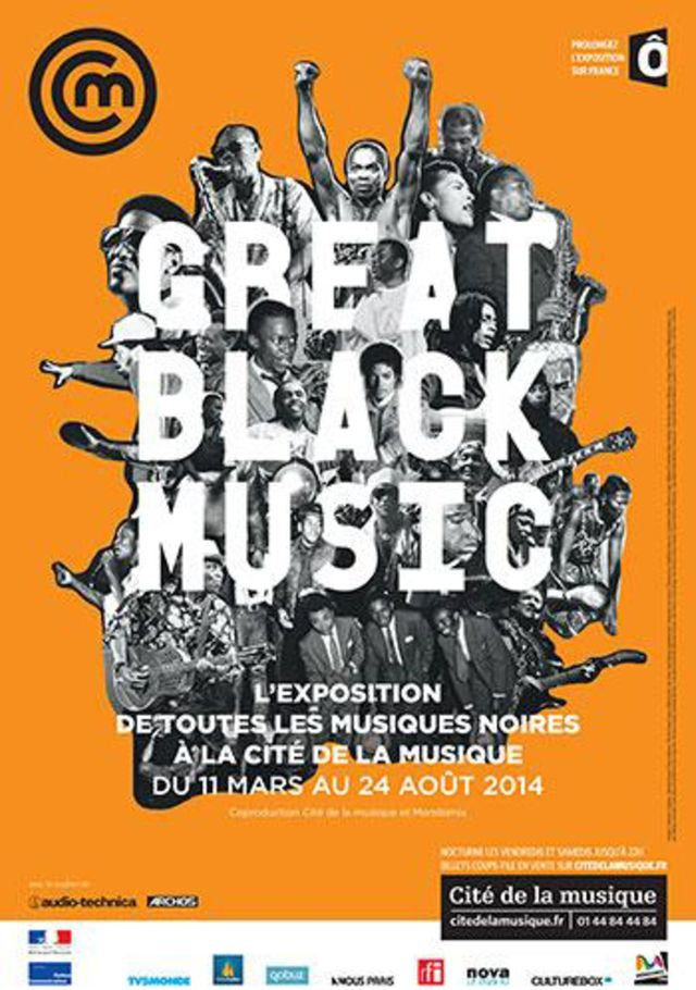 Exposition Great Blakc Music