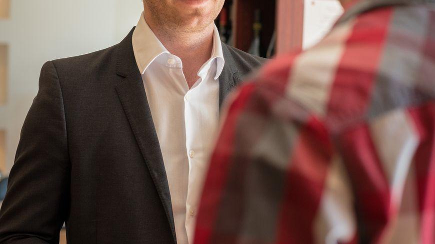 Joseph Boussion, tête de liste Nouvelle Donne dans le Sud-Ouest