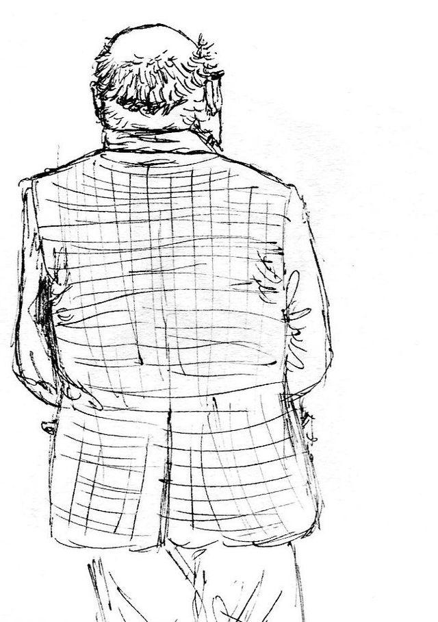 Henri Leclaire à la barre