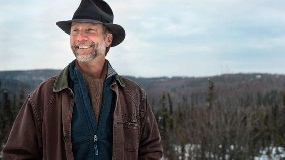 John Luther Adams, lauréat du prix Pulitzer de musique 2014, vit en Alaska depuis les années 70. (DR)