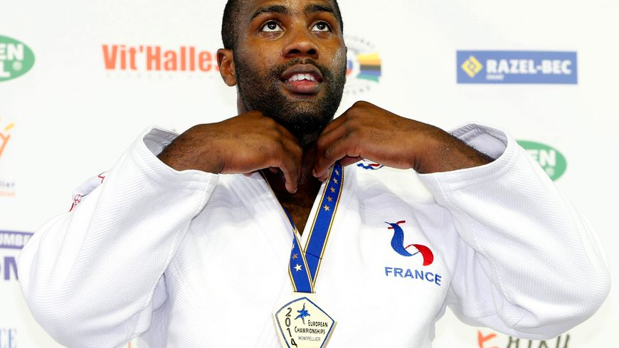 Teddy Riner conserve son titre de champion d'Europe
