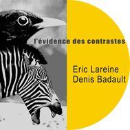 """Pochette de l'album """"L'évidence des contrastes"""""""