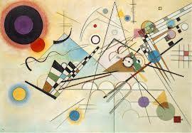 "Kandinsky, ""Composition VII"" (1923)"