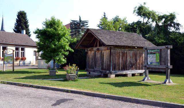 Aillevillers-et-Lyaumont, chalot