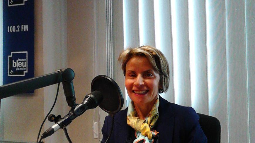 Mathilde Roy, directrice adjointe CPAM 80