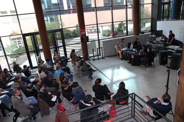 'Tous des européens' en direct de l'Institut français de Madrid