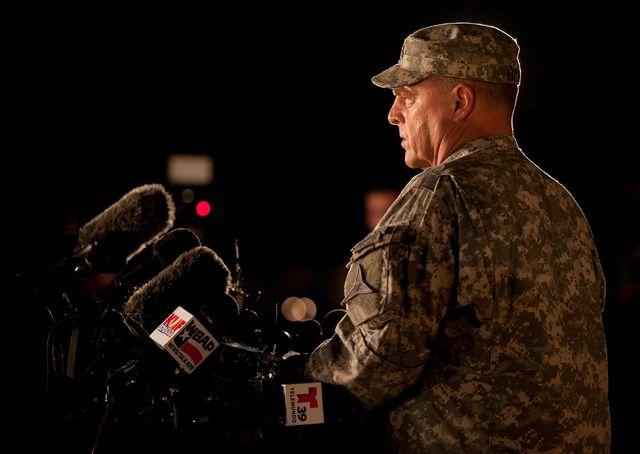 Quatre morts dans une tuerie au Texas