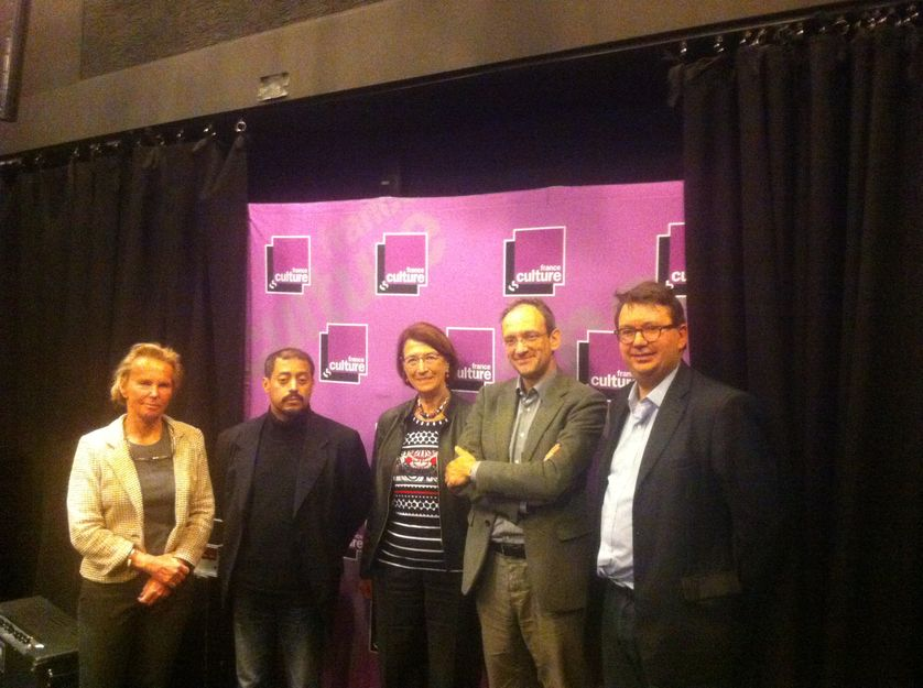 C. Ockrent, T. Vircoulon, C. Braeckman, F. Encel et E. Chol