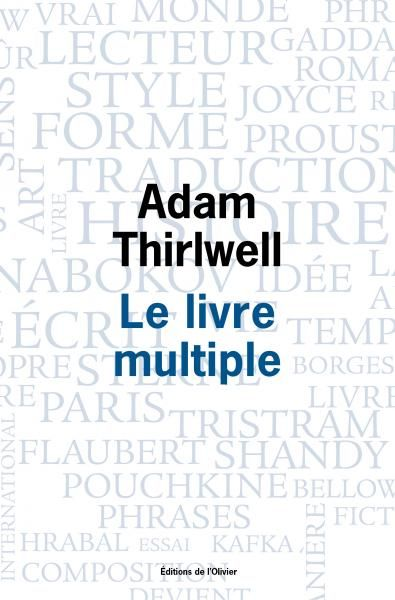 Adam Thirwell-Le livre multiple