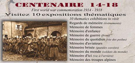 """""""Regards de mémoire"""" : dix expositions thématiques à Pressins"""
