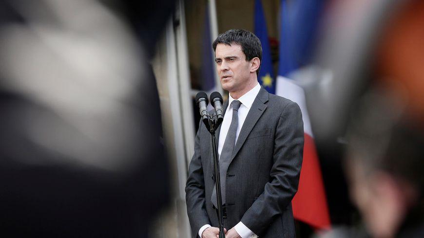 Manuel Valls, nouveau Premier ministre
