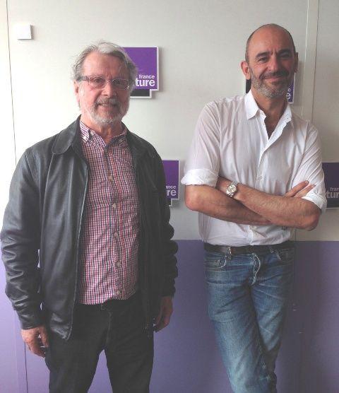 Daniel Defert et Philippe Mangeot