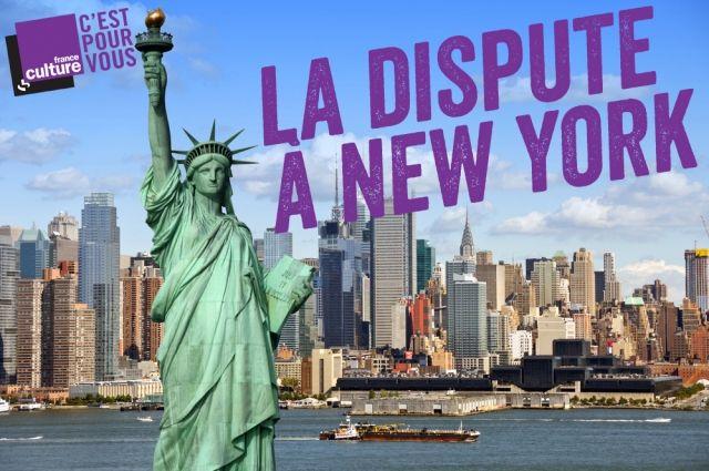 La Dispute à New-York