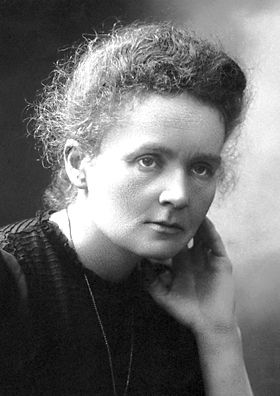 Marie Curie, Nobel et Gourgandine ?
