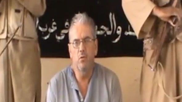 Gilberto Rodrigues Leal, sur une vidéo diffusée par le Mujao
