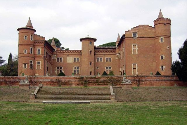 Pibrac (Haute-Garonne) - Château