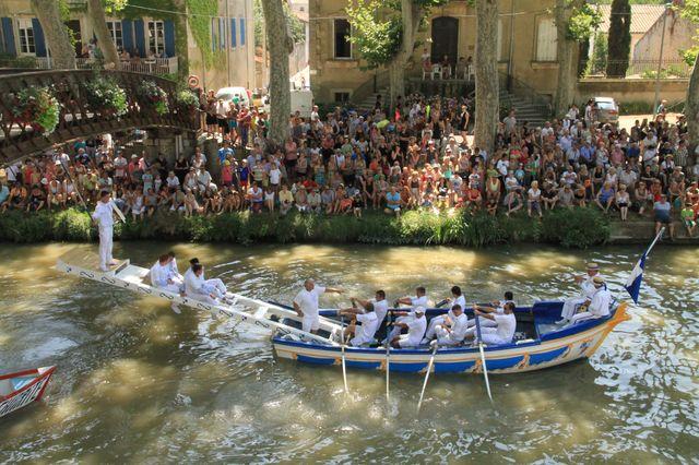 Sallèles d'Aude (Aude) - Festival Eau, vin et terre 2013